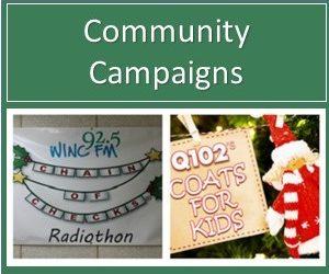 Community Campaigns Raise More than $100K for Children