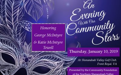 Community Stars to Honor George McIntyre and Katie McIntyre Tewell