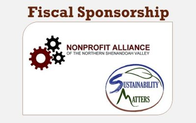 New Sponsored Organizations