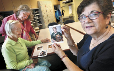 Learning More About Donor Lois A. Kirkwood
