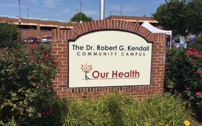 Our Health campus welcomes CFNSV