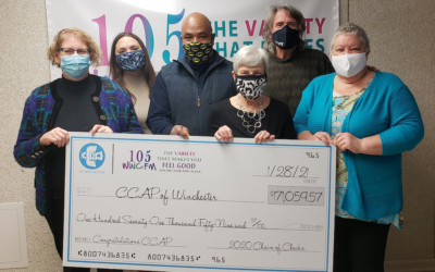 Chain of Check Finished Record-Setting Campaign
